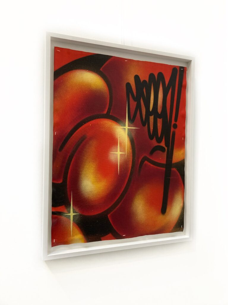 RAW Bubble series – small Red