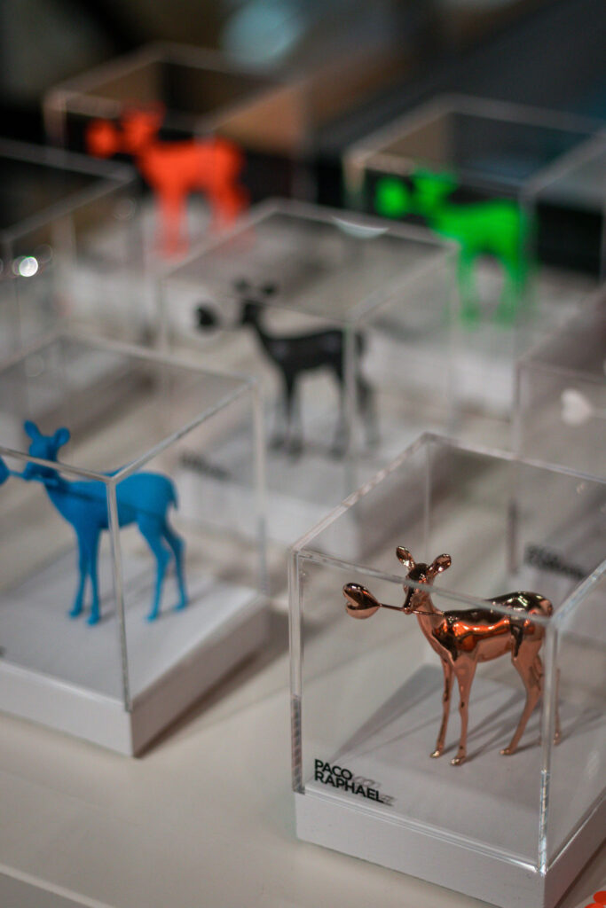 Mini Bambi (Neon – Chroom)