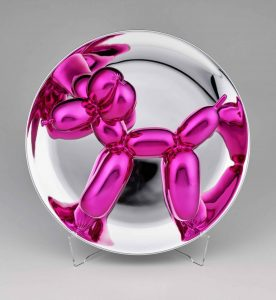Balloon Dog Magenta