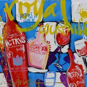 Royal cocktails